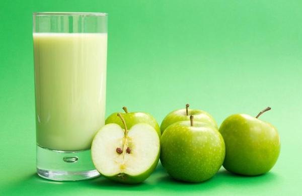 Диета на кефире и яблоках – щадящее меню и гарантированный результат
