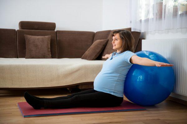 Гимнастика Кегеля для беременных женщин: готовимся к лёгким родам