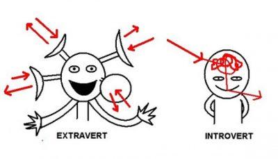 Интроверт и экстраверт – кто это?