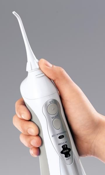 Ирригаторы от Panasonic — выбираем эффективное средство для гигиены полости рта