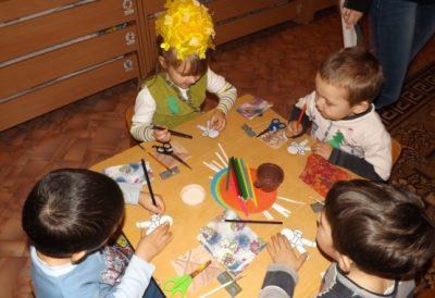 Изотерапия для детей и дошкольников