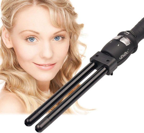 Как красиво уложить волосы плойкой: ищем идеальный размер и форму кудрей