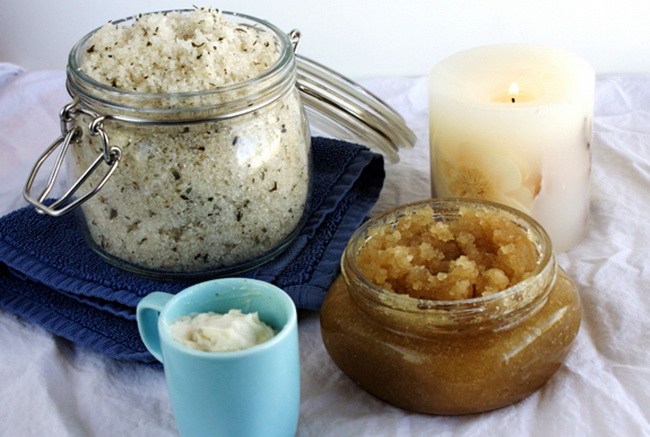 Как сделать хороший скраб от целлюлита и правильно его использовать: делимся рецептами