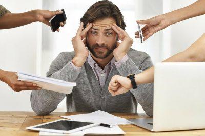 Как снять стресс