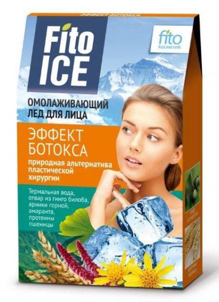 Как сохранить молодость при помощи кубиков льда