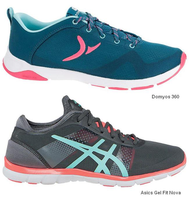 Как выбрать кроссовки для фитнеса: основные характеристики и обзор моделей