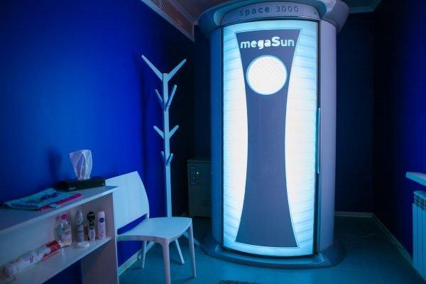 Какой солярий лучше и зачем в кабинке «искусственного солнца» лифт