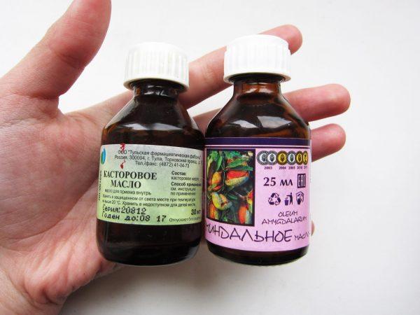 Касторовое масло: особенности применения для ухода за ресницами