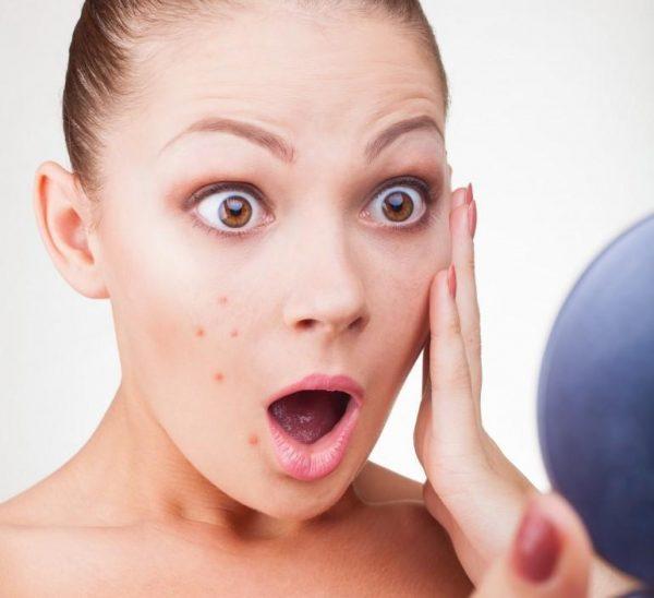 Касторовое масло против морщин на лице