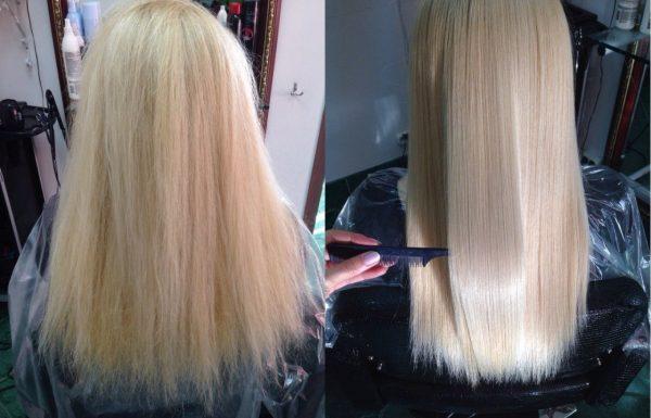 Кератиновое выпрямление или ботокс — что лучше сделать с волосами