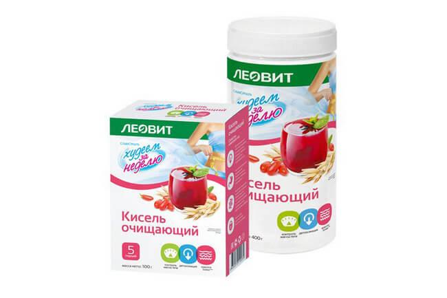 Кисель для похудения: коктейль по-русски на страже стройного и здорового тела