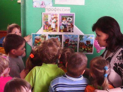 Коммуникативная компетентность детей дошкольного возраста