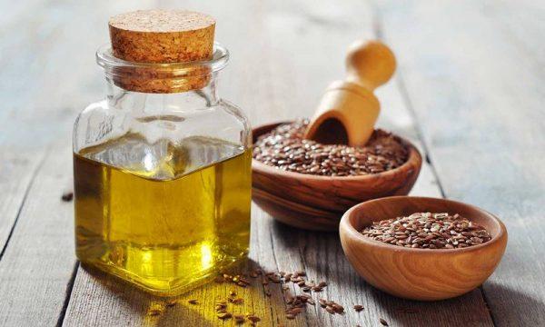 Льняное масло для пышности груди