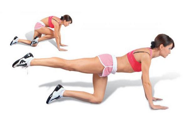 Махи ногами для похудения: эффективное упражнение или обман?