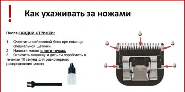 Машинки для стрижки волос фирмы Moser: критерии выбора и обзор моделей
