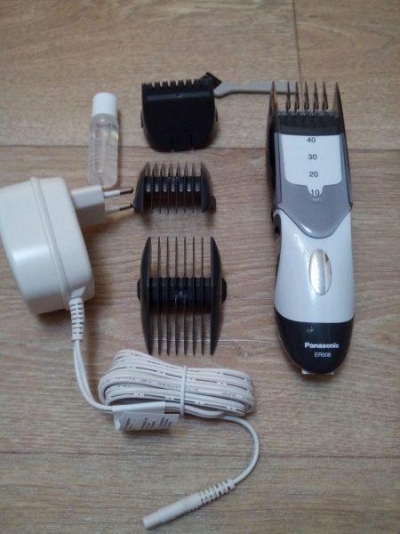 Машинки для стрижки волос Panasonic