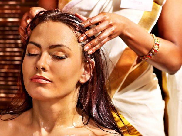 Масло иланг-иланга для ухода за волосами