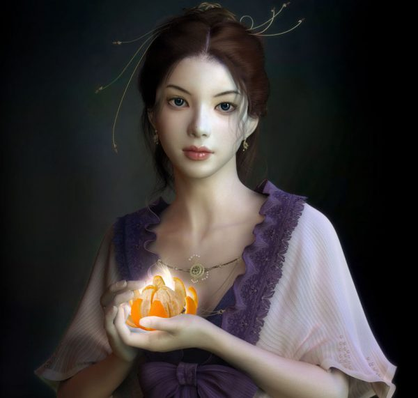 Масло нероли — любимый аромат принцессы Анны-Мари