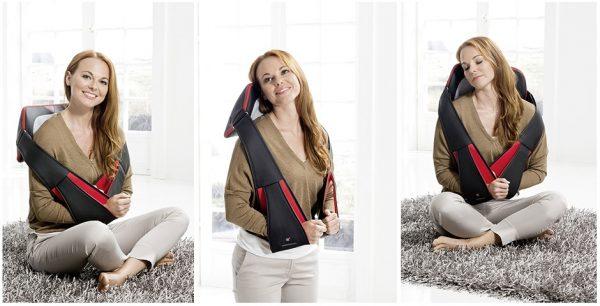 Массажёры для шеи и плеч: расслабление на максимум