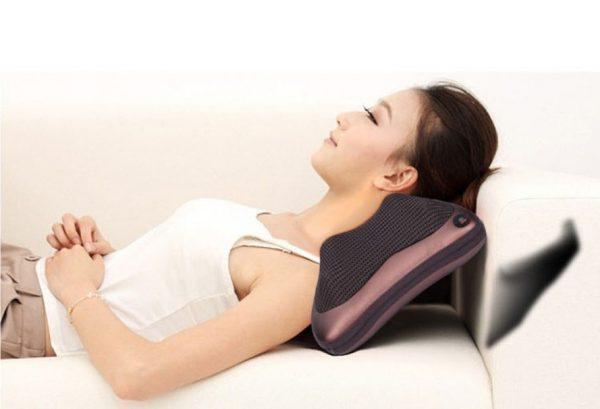 Массажёры для спины и шеи: выбираем с умом
