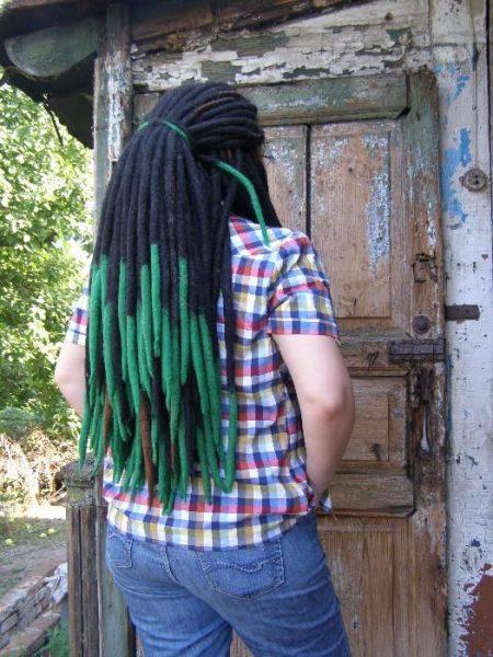 Мужские дреды: причёска, способная выделить из толпы