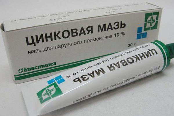 Не по инструкции: применение цинковой мази от пигментных пятен на лице