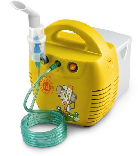 Небулайзеры Little Doctor — надёжные помощники в борьбе с заболеваниями дыхательной системы