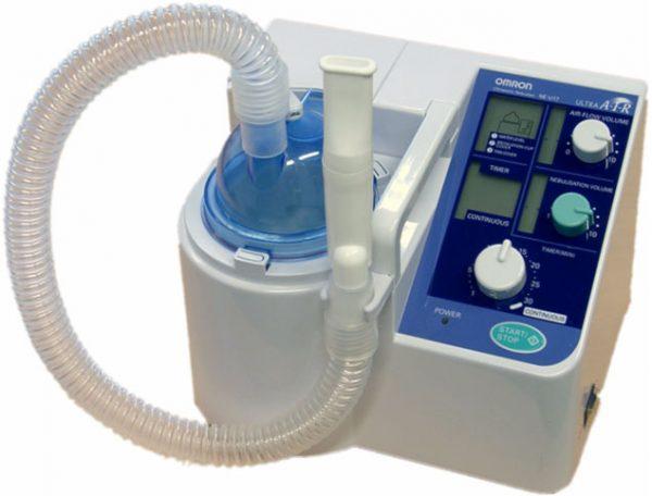 Небулайзеры «Омрон» — эффективный метод борьбы с болезнями дыхательной системы