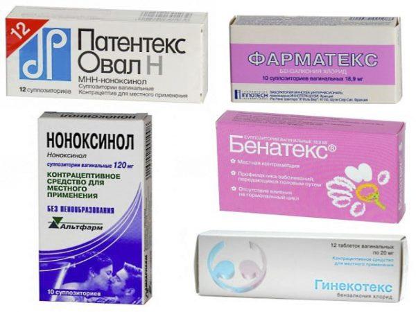 Негормональные противозачаточные средства для женщин: что такое спермициды и как ими пользоваться
