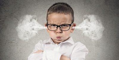 Нервозность у детей