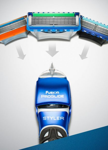 Обзор триммера Gillette Fusion ProGlide Styler