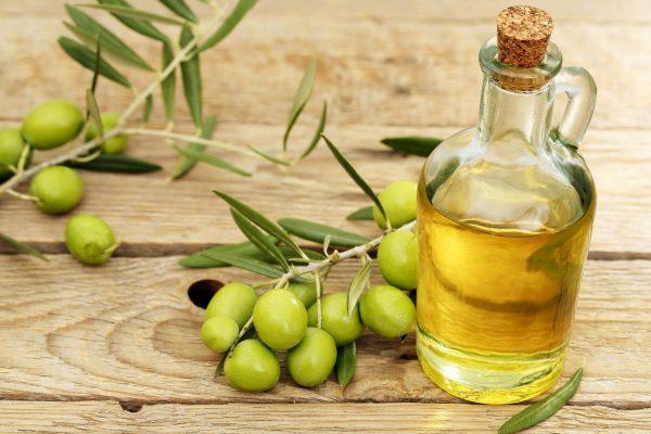 Оливковое масло против морщин и старения кожи