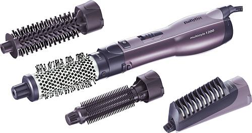 Особенности и виды фенов-щёток для волос: обзор марки Babyliss
