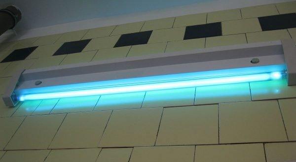 Особенности применения кварцевой лампы ОУФК-01 «Солнышко»