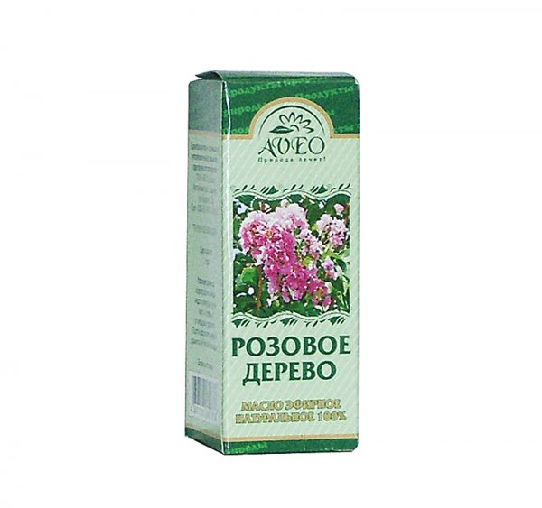 Полезные свойства и применение эфирного масла розового дерева