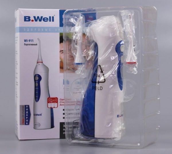Портативный ирригатор B.Well Wl-911