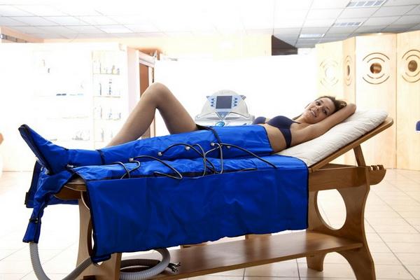 Прессотерапия — приятная аппаратная методика для похудения: особенности проведения