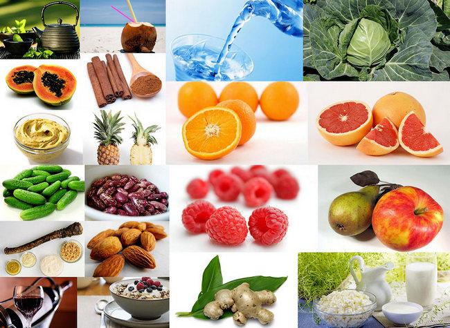 Продукты, ускоряющие обмен веществ: общий список и ТОП 10 лучших
