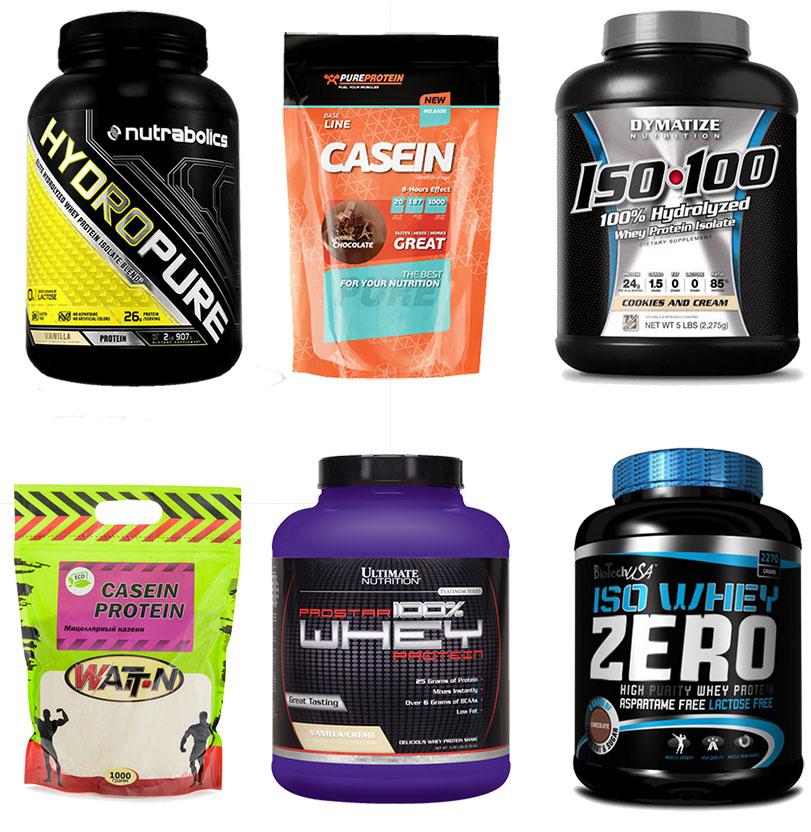 какие протеины лучше для похудения девушкам