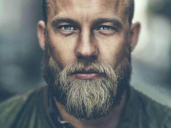 Репейное масло для мужчин: как отрастить красивую бороду