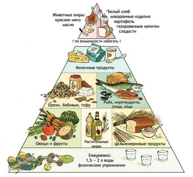 Сбалансированное питание для похудения: от теории к практике