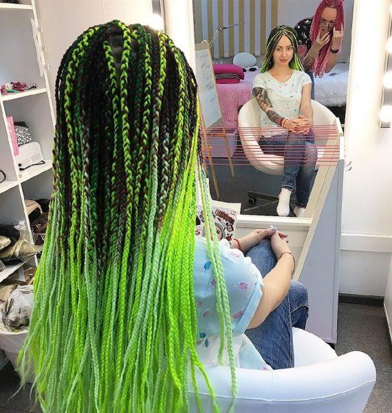 Создание причёски с канекалоном: оригинальный образ доступен каждому