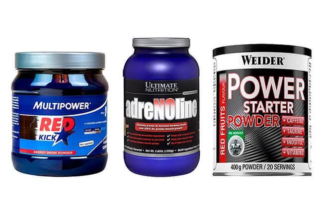 Спортивные энергетики для повышения выносливости во время тренировок: выбираем лучшие