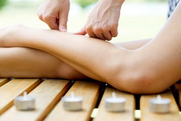 Точечный массаж для похудения: как правильно делать и каких результатов ожидать?