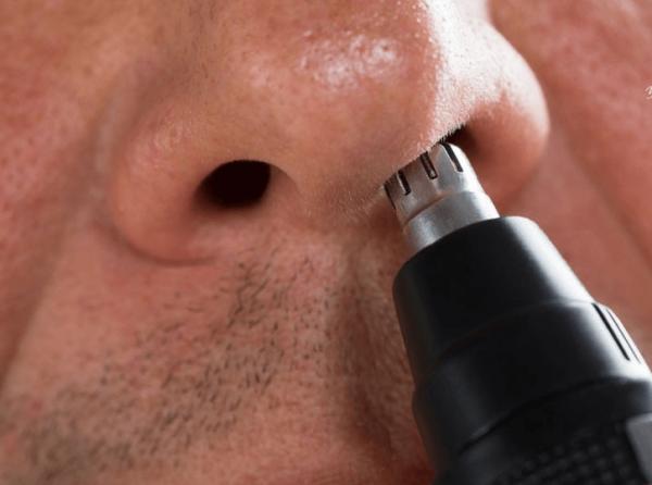 Триммер для носа и ушей: как выбрать и правильно использовать