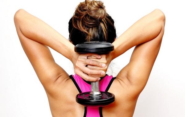 Упражнения для похудения рук и плеч: как подобрать комплекс для домашних занятий и в тренажёрном зале