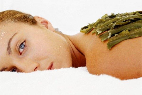 Водорослевое обёртывание: эффективное похудение в домашних условиях