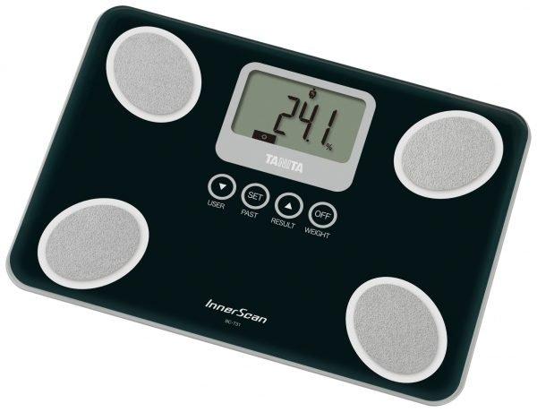Возможности «умных» напольных весов с анализатором состава тела
