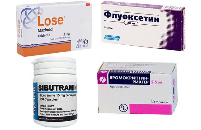 Кто от каких лекарств похудела