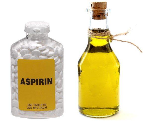 Аспирин от морщин — маски для лица в домашних условиях